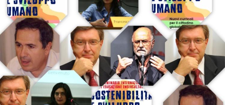 Gli esperti della prima giornata | XI Seminario internazionale di educazione interculturale